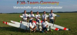 Team Germany F3B 2015